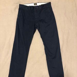 Jcrew chino pants